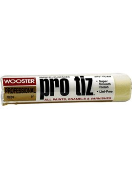 WOOSTER BRUSH COMPANY 9'' PRO TIZ FOAM ROLLER COVER 3/16'' NAP