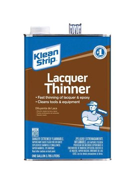 GAL KLEAN-STRIP LACQUER THINNER