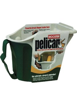 WOOSTER BRUSH COMPANY WOOSTER PELICAN HAND HELD PAIL