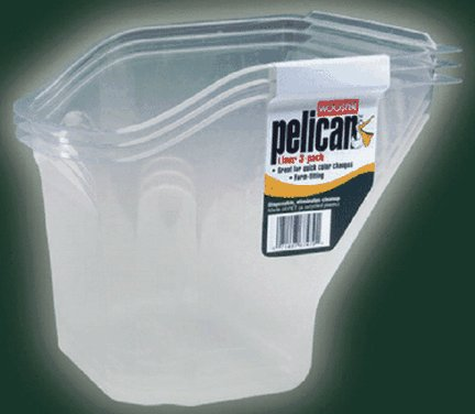WOOSTER BRUSH COMPANY WOOSTER PELICAN LINER 3PK