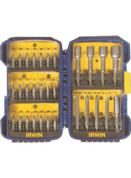 30 PC. FASTENER DRIVE SET IN CASE