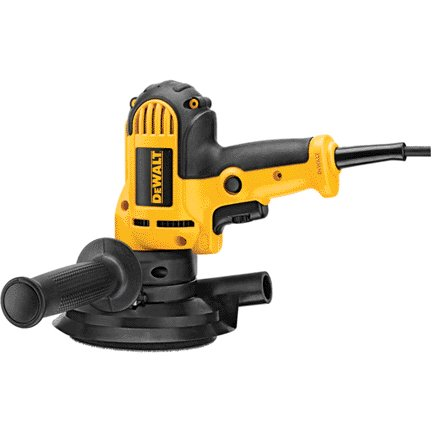 5'' DEWALT VSR DISC SANDER W/DUST PORT