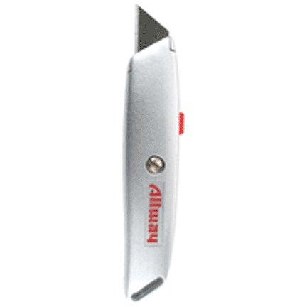 ALLWAY TOOLS ALLWAY 07005 RK4 H/D RET RACTABLE UTILITY KNIFE