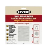 HYDE TOOLS HYDE 09007 8'' X 8'' S/A ALUMINUM WALL PATCHES - EACH