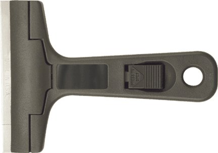 HYDE TOOLS HYDE 33250 4'' GLASS AND WALL SCRAPER W/1 BLADE - EACH