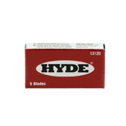 HYDE TOOLS HYDE 13110 SINGLE EDGE RAZOR BLADES (10PK) - PACK