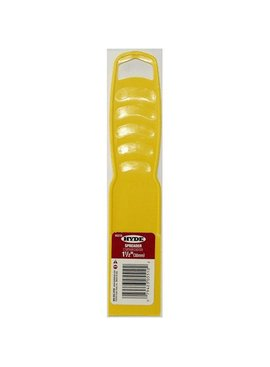 HYDE TOOLS HYDE 1-1/2'' ECON SERIES LTWT PLAST PUTTY KNIFE - SPREADING