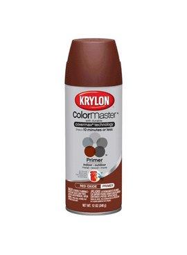 KRYLON PAINTS KRLYON RED OXIDE PRIMER 12 OZ