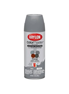 KRYLON PAINTS KRYLON ALL PURPOSE PRIMER  GRAY12 OZ
