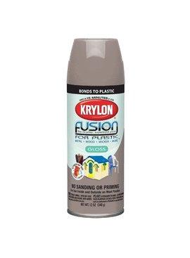 KRYLON PAINTS KRYLON FUSION RIVER ROCK 12 OZ