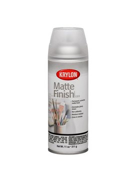 KRYLON PAINTS KRYLON MATTE FINISH SPRAY 13 OZ