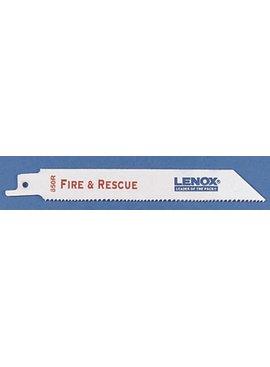 LENOX 2PK LENOX 20592 650R 6'' X 10/14TPI DEMO H/D FIRE & RES REC BL