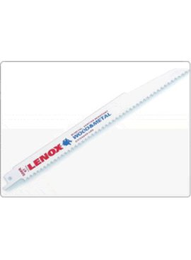 LENOX 5PK LENOX 20449456RP 4'' 102 MM 6TPI BI MTL BL