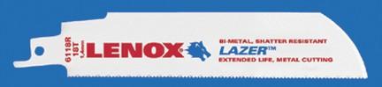 LENOX 5PK LENOX 201746118R 6'' 152 MM 18 TPI BL
