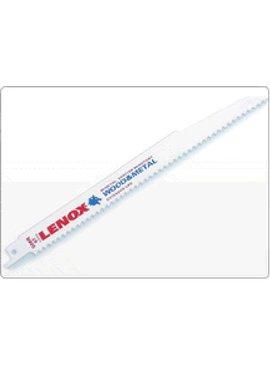 LENOX 9X3/4X.050 6T RECIP SAW BLADE 1/PKG