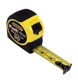 STANLEY TOOLS COMPANY 30' FAT MAX TAPE RULE