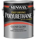 MINWAX FAST DRYING POLYURETHANE GLOSS GALLON