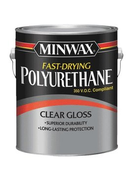 MINWAX FAST DRYING POLYURETHANE GLOSS GALLON