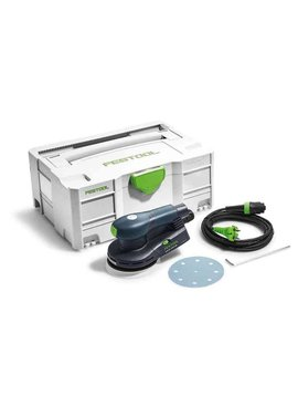 Festool Festool Ecc. grinder    ETS EC125/3 EQ-PLUS USA