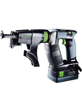 Festool Festool Cordl. screwgun DWC18-4500Li-Plus-SCA US