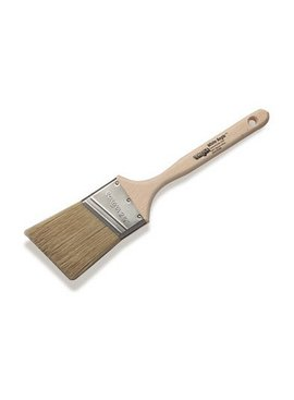 Corona Corona  White Angle 2'' Brush