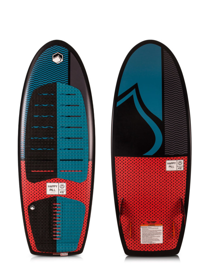 Liquid Force LF: HAPPY PILL WAKESURFER 19