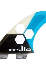 FCS FCS II AM PC Large Tri-Quad Retail Fins
