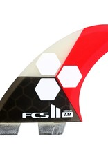 FCS FCS II AM PC Medium Tri Retail Fins
