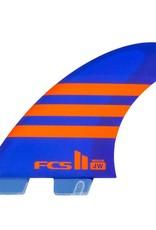 FCS FCS II JW PC Medium Tri Retail Fins