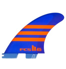 FCS FCS II JW PC Medium Tri Retail Fins