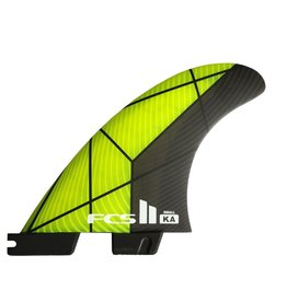 FCS FCS II KA PC Small Tri Retail Fins