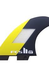 FCS FCS II FT PC Medium Tri Retail Fins