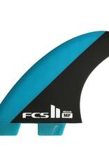 FCS FCS II MF PC Medium Tri Retail Fins
