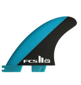 FCS FCS II MF PC Medium Tri Retail Fins