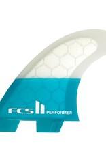 FCS FCS II Performer PC Medium Tri Retail Fins