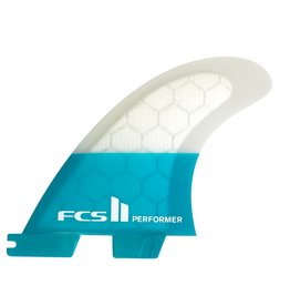 FCS FCS II Performer PC Medium Tri Retail Fins