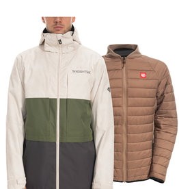 686 686 SMARTY 3-in-1 Form Jacket 20
