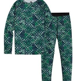 BURTON Burton KIDS 1ST LAYER SET BIRDS EYE 21