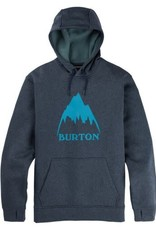 BURTON Burton M OAK PO DRESS BLUE HEATHER 21