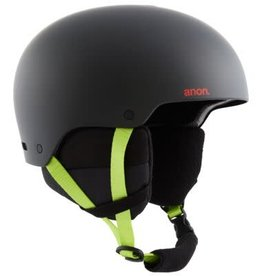 BURTON Anon RAIDER 3 BLACK POP 21