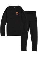 BURTON Burton KIDS 1ST LAYER SET TRUE BLACK 21