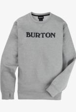 BURTON Burton M OAK CREW GRAY HEATHER 22