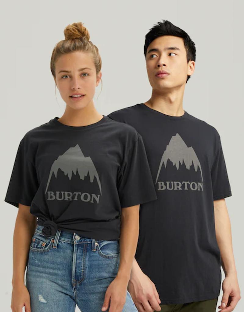BURTON Burton CLASSIC MTNHGH SS TRUE BLACK 22