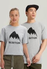 BURTON Burton CLASSIC MTNHGH SS GRAY HEATHER 22