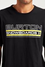 BURTON Burton M HIDDENMEADOW SS TRUE BLACK 22