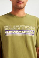 BURTON Burton M HIDDENMEADOW SS STOUT WHITE 22