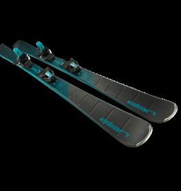 Alpina ELAN ELEMENT W BLACK LS ELW9.0 22
