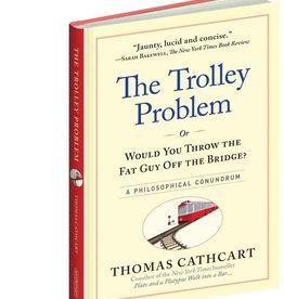 Workman Publishing Trolley Problem Hardcover