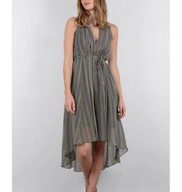 Molly Bracken Khaki Finesse Dress