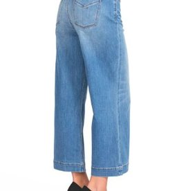 Unpublised Greta High Waisted Culotte in Charmed